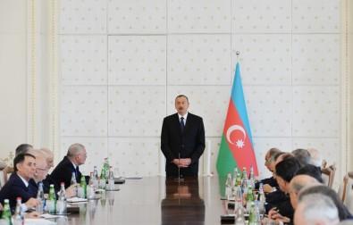 Президент Ильхам Алиев о проекте Baku White City на заседании Кабинета Министров