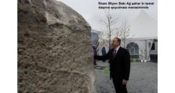 Bakı Ağ Şəhər - 2 года спустя...