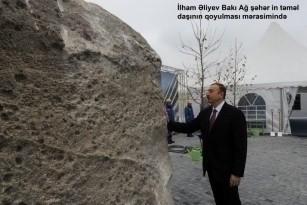 Bakı Ağ Şəhər - 2 il sonra...