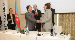 Азербайджано - голландский бизнес-форум