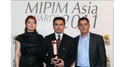 Проект Baku White City стал победителем конкурса MIPIM Asia Awards 2011 (Гонконг) в номинации «Лучший проект будущего Центральной и Западной Азии»