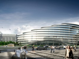 Baku White City Office Bulding