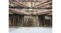 На территории проекта Baku White City строится новая станция метро