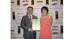 Проект Baku White City был удостоен престижными наградами Asia Pacific Property Awards 2013 за Офисное Здание Baku White City