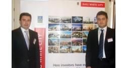 Проект Baku White City был представлен в Риге.