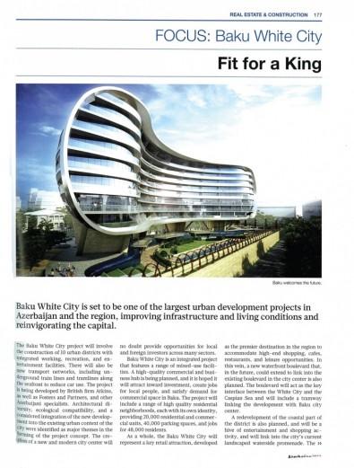Fit for a king - Business year Böyük Britaniya