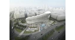 Начинается строительство одного из знаковых зданий проекта Baku White City.
