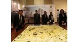 Консультанты компании PMP Legacy ознакомились с проектом Baku White City.