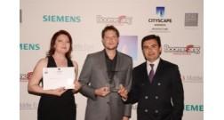 Проект Baku White City получил награду в номинации «Лучший Градостроительный Проект» на выставке Cityscape Global 2011
