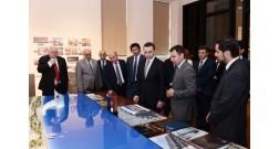 Официальный визит премьер-министра Грузии Ираклия Гарибашвили в Азербайджан. Знакомство с проектом «Баку Белый город»