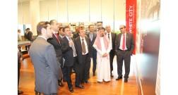 Министр торговли и промышленности Саудовской Аравии посетил проект Baku White City
