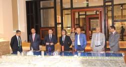 Делегация Дубайской Торговой Палаты посетила проект Bakı Ağ Şəhər
