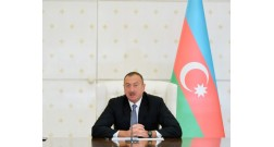 Prezident İlham Əliyev Nazirlər Kabinetinin iclasında Bakı Ağ Şəhər haqda danışdı