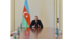 """Президент Ильхам Алиев: """"Облицованные здания должны пройти экспертизу"""""""