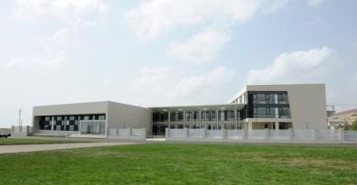 İlham Əliyev Bakı Fransız Liseyinin açılışında iştirak edib