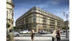 На территории Baku White City Началось строительство очередного здания жилого комплекса.