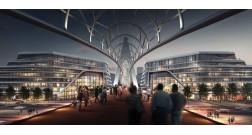 Baku White City разрабатывает проект пешеходного моста