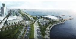 В рамках проекта Baku White City завершена разработка концепции генерального плана Портового района.