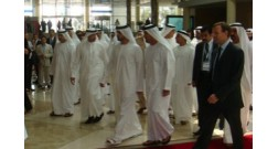 Проект Baku White City был представлен на международной выставке Cityscape Global 2010.