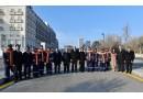 Prezident İlham Əliyev Bakı Ağ Şəhərdə Mərkəzi Bulvar küçəsinin açılışında iştirak edib