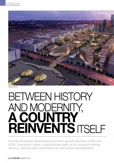 Between history and modernity, a country reinvents itself - Cityscape UAE