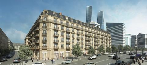 Дома в Парижском Стиле на Районе Бабека