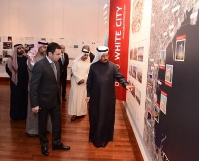 UAE delegation views Baku White City project