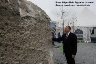 Baku White City - 2 years later...