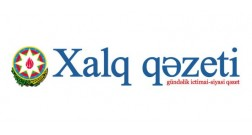 """Khalg Gazeti"" writes about work progress in Baku White City"