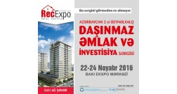Baku White City is participating in real estate and investment exhibition