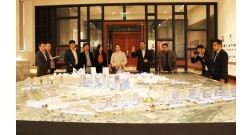 Delegation of Shenyang Juanda Interprise Group visited Baku White City