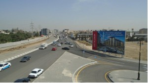 Reconstruction of Babek avenue will provide access to Baku White City from the north