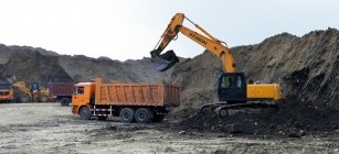 Up to 500 thousand cubic meters of contaminated soil has been transported from Baku White City area
