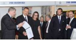 "Ilham Aliyev attended the opening ceremony of the 18th international exhibition and conference ""Caspian oil and gas"""