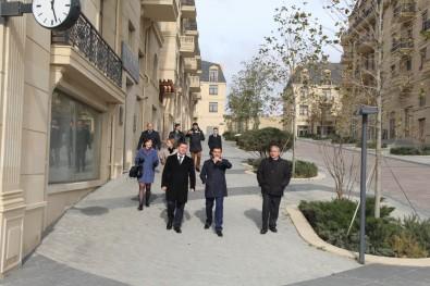 Делегация из Санкт-Петербурга посетила проект Baku White City для обмена опытом в части повышения качества городской среды