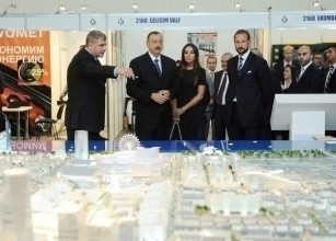 The Baku White City project will give the new life to the center of our capital.