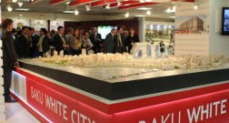 Baku White City`s debut at MIPIM 2011, Cannes