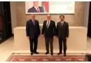 Monako Knyazı II Albert Bakı Ağ Şəhər layihəsini ziyarət edib