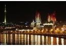 """MÜASİR BAKININ SİMVOLU """"FLAME TOWERS"""" BEYNƏLXALQ MÜKAFAT ALDI"""
