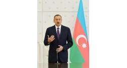 Ilham Aliyev spoke about Baku White City within the meeting of the Cabinet of Ministers dedicated to the results of socioeconomic development in nine months of 2014