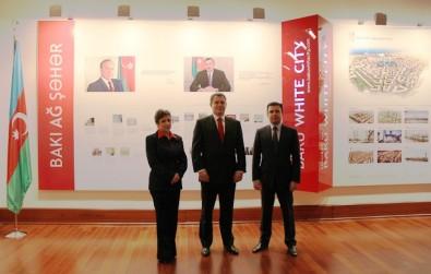 Czech ambassador visited Baku White City office