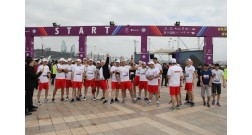"Baku White City project took part in the ""Baku Marathon 2019"""