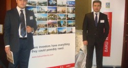 Investment Summit in Kiev 2010
