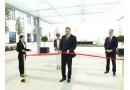 """Prezident İlham Əliyev Bakıda """"Bulvar Hotel""""in açılışında iştirak edib"""
