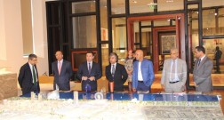 A delegation of representatives of Dubai Chamber visited Baku White City