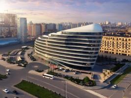 Bakı Ağ Şəhər Ofis Binası
