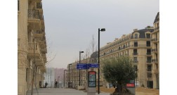 Baku White City is preparing to handover a new district.