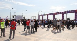 "Baku White City project took part in the ""Baku Marathon 2018"""
