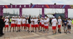 "Baku White City took part in ""Baku Marathon 2019"""