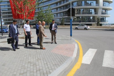 Delegation from Baku Transport Agency visited Baku White City